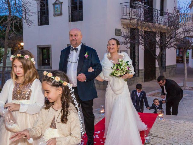 La boda de Angel y Laia en Benidorm, Alicante 31