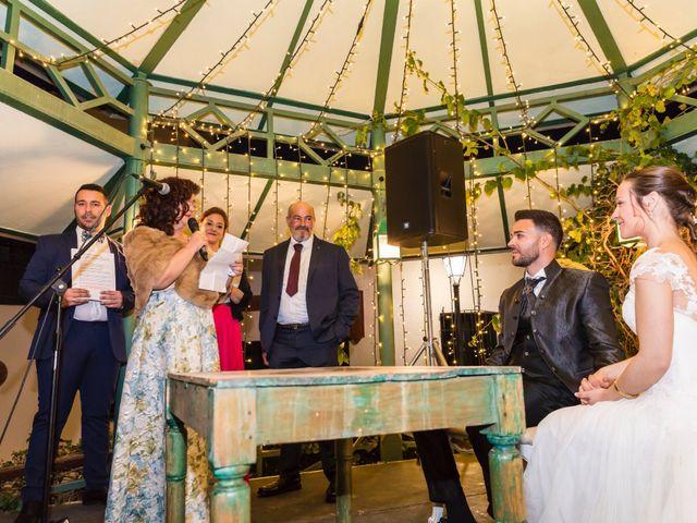 La boda de Angel y Laia en Benidorm, Alicante 34