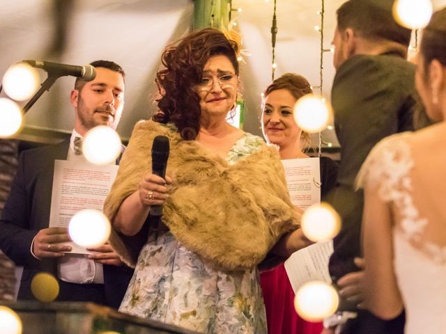 La boda de Angel y Laia en Benidorm, Alicante 35