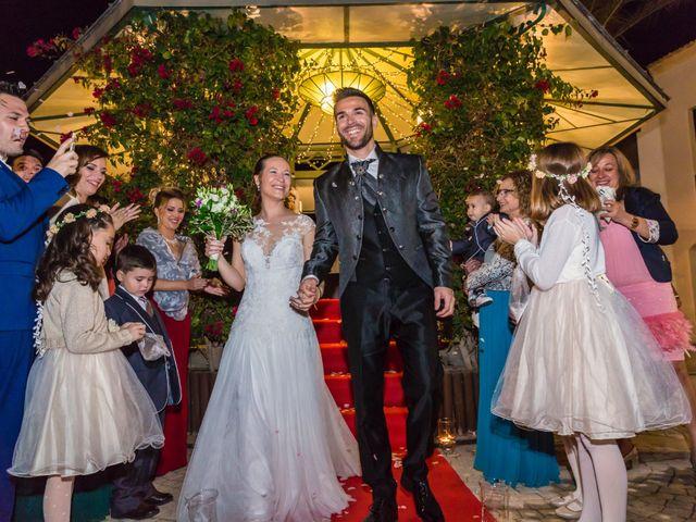 La boda de Angel y Laia en Benidorm, Alicante 40