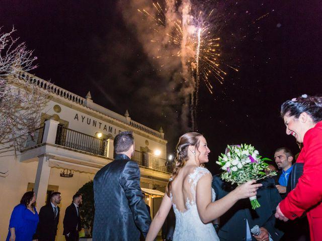 La boda de Angel y Laia en Benidorm, Alicante 41