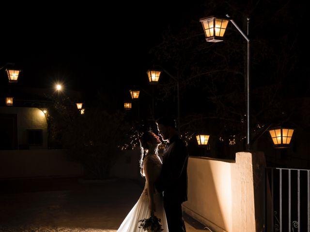 La boda de Angel y Laia en Benidorm, Alicante 42