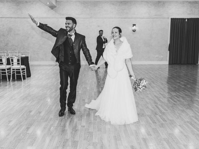 La boda de Angel y Laia en Benidorm, Alicante 44