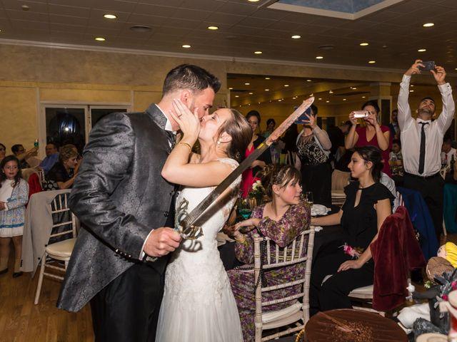 La boda de Angel y Laia en Benidorm, Alicante 47