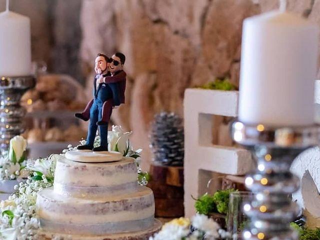 La boda de Yefri y Francesco en San Juan De La Rambla, Santa Cruz de Tenerife 3