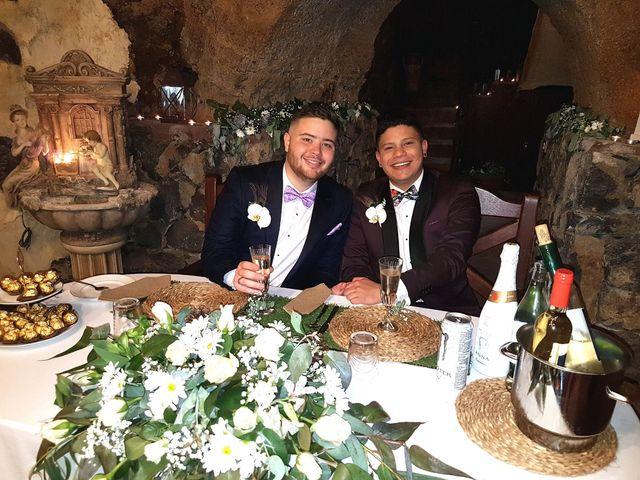 La boda de Yefri y Francesco en San Juan De La Rambla, Santa Cruz de Tenerife 6