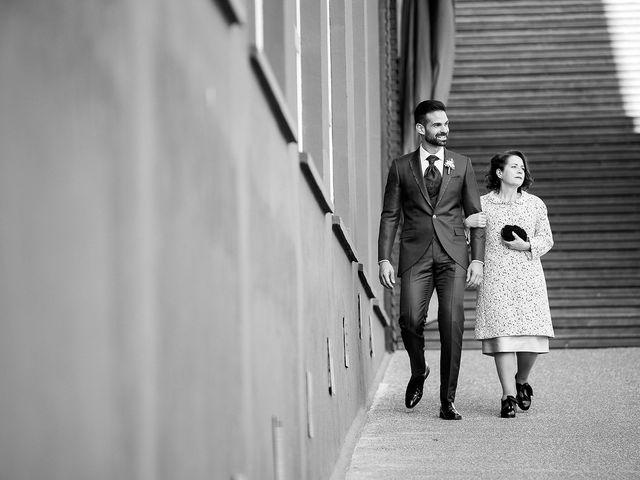 La boda de Pablo y Olaia en Castejon, Navarra 7