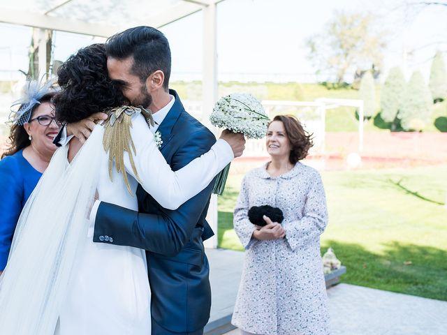 La boda de Pablo y Olaia en Castejon, Navarra 9