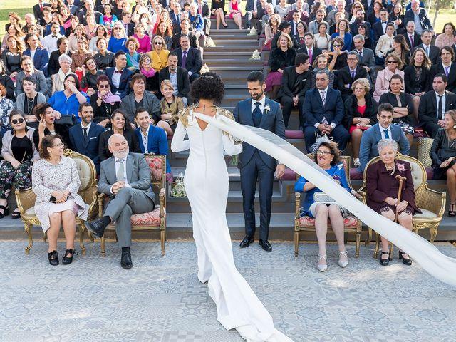 La boda de Pablo y Olaia en Castejon, Navarra 10