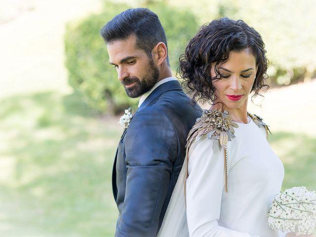 La boda de Pablo y Olaia en Castejon, Navarra 11