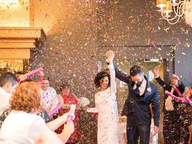 La boda de Pablo y Olaia en Castejon, Navarra 17