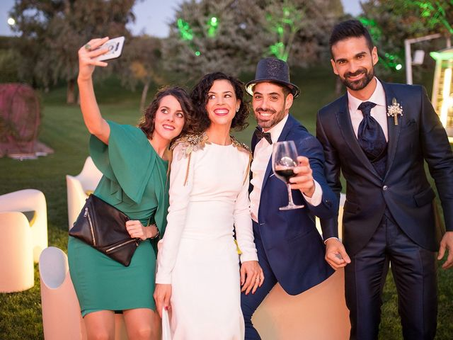 La boda de Pablo y Olaia en Castejon, Navarra 18
