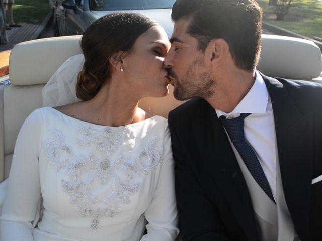 La boda de Alba y Samu