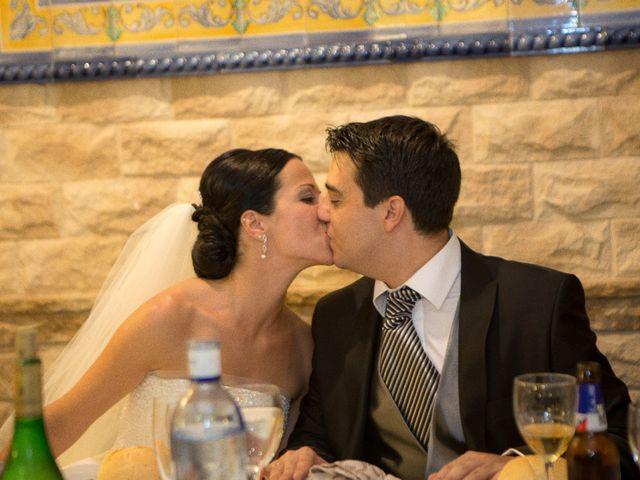 La boda de Estefania y Curro
