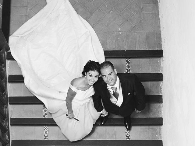 La boda de Pablo y María en Lepe, Huelva 18