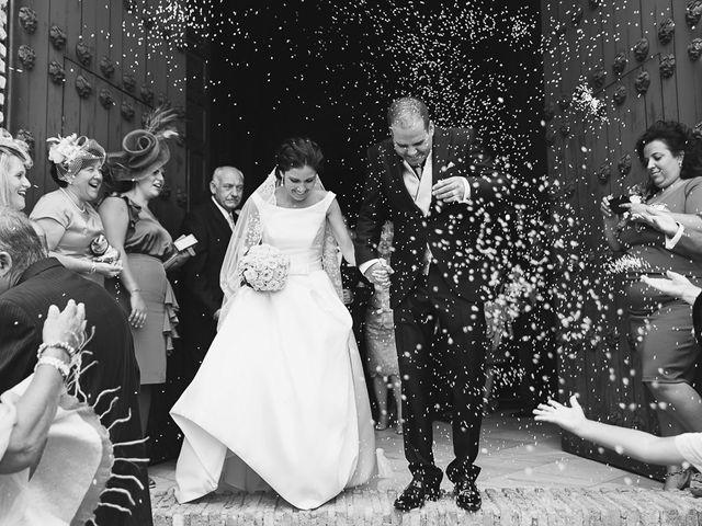 La boda de Pablo y María en Lepe, Huelva 47