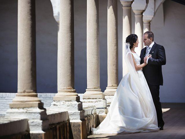 La boda de Pablo y María en Lepe, Huelva 52