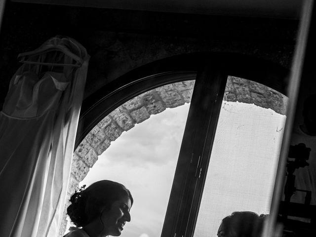 La boda de David y Esther en Sant Ferriol, Girona 12