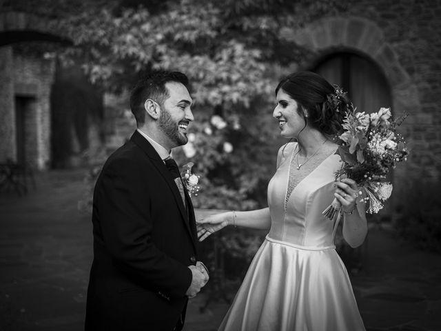 La boda de David y Esther en Sant Ferriol, Girona 23