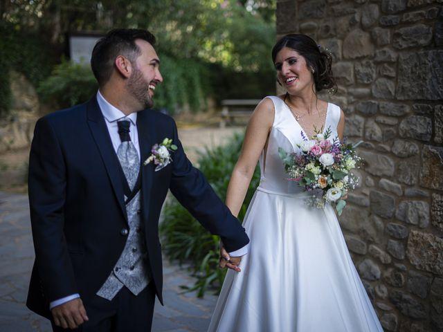 La boda de David y Esther en Sant Ferriol, Girona 24