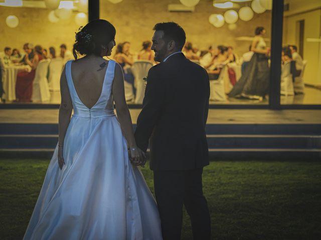 La boda de David y Esther en Sant Ferriol, Girona 28