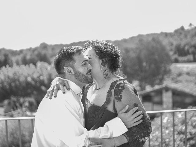La boda de David y Esther en Sant Ferriol, Girona 33