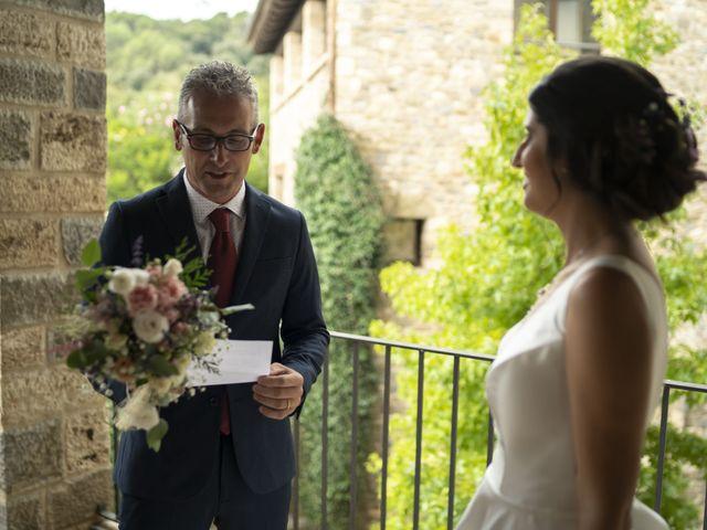 La boda de David y Esther en Sant Ferriol, Girona 41