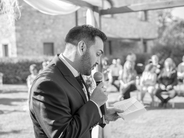 La boda de David y Esther en Sant Ferriol, Girona 49