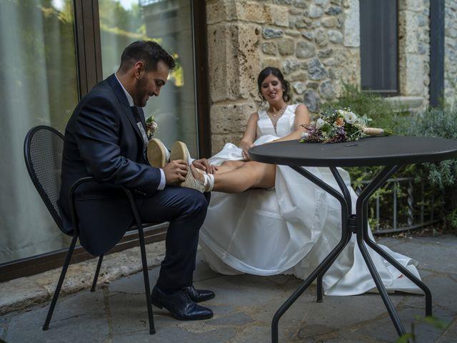 La boda de David y Esther en Sant Ferriol, Girona 51