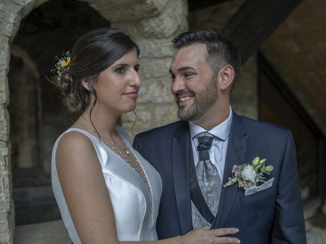 La boda de David y Esther en Sant Ferriol, Girona 52