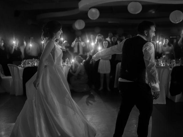 La boda de David y Esther en Sant Ferriol, Girona 69