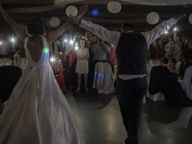 La boda de David y Esther en Sant Ferriol, Girona 70