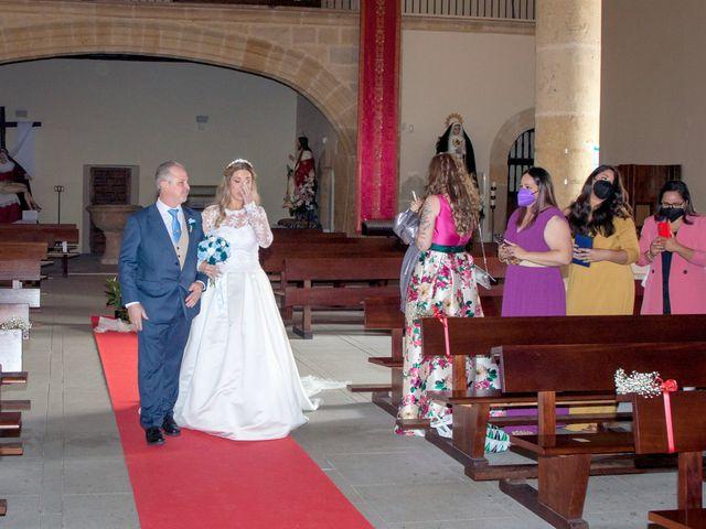 La boda de Sergio y Laura en Algete, Madrid 17