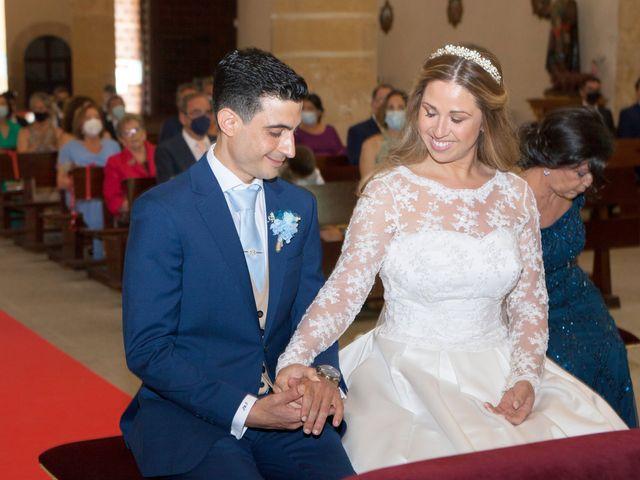 La boda de Sergio y Laura en Algete, Madrid 20
