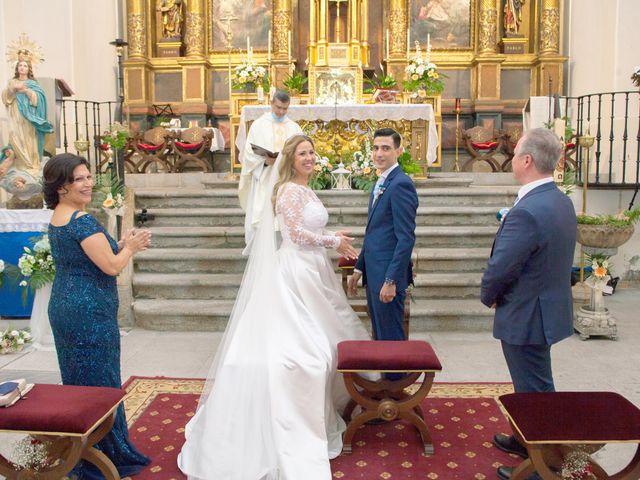 La boda de Sergio y Laura en Algete, Madrid 23