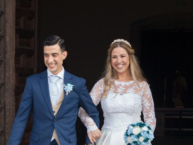 La boda de Sergio y Laura en Algete, Madrid 24