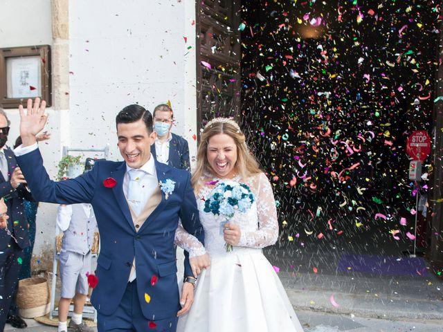 La boda de Sergio y Laura en Algete, Madrid 25