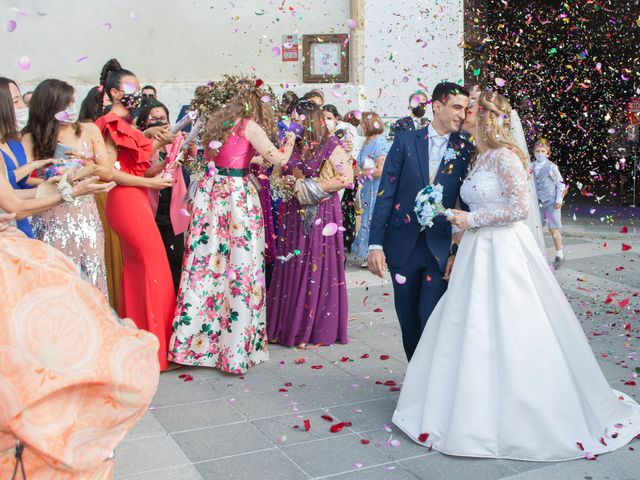 La boda de Sergio y Laura en Algete, Madrid 26