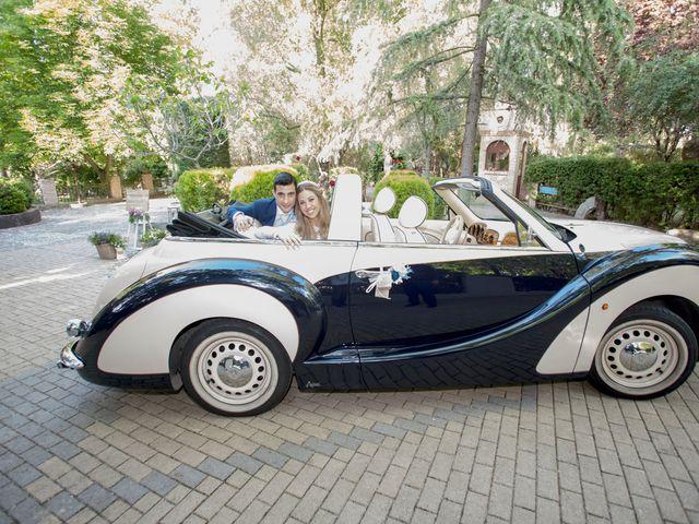 La boda de Sergio y Laura en Algete, Madrid 27