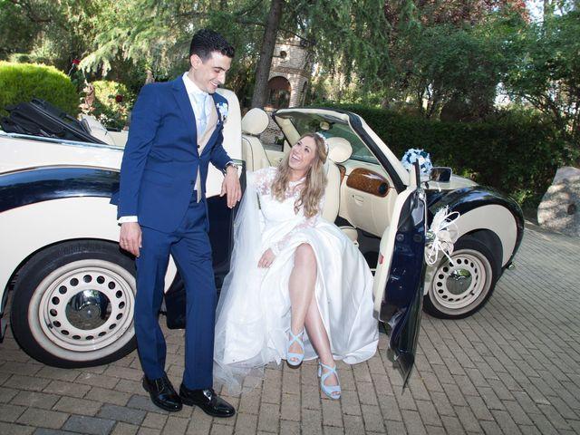 La boda de Sergio y Laura en Algete, Madrid 28