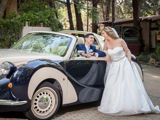 La boda de Sergio y Laura en Algete, Madrid 1