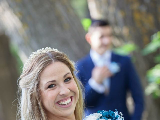 La boda de Sergio y Laura en Algete, Madrid 2