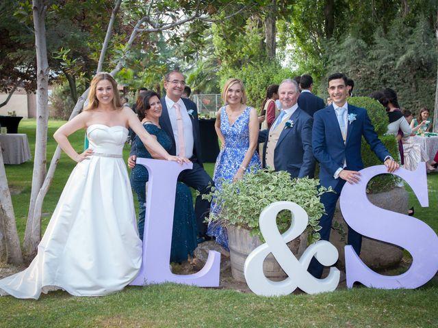 La boda de Sergio y Laura en Algete, Madrid 40