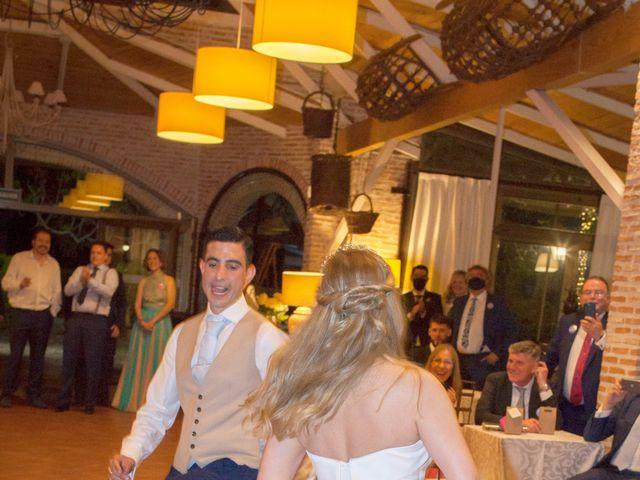 La boda de Sergio y Laura en Algete, Madrid 43