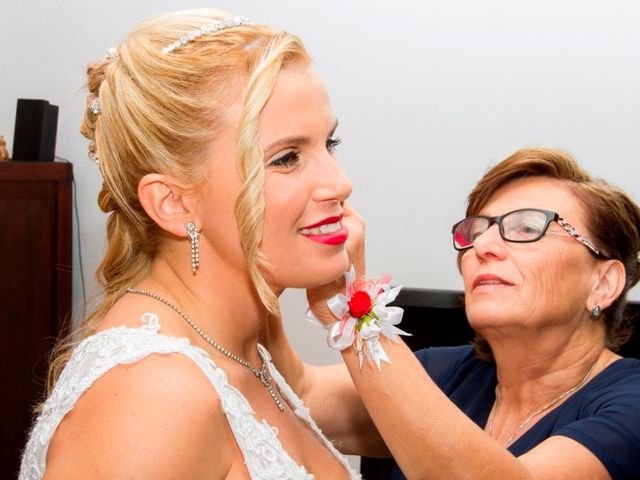La boda de Ruben y Mariya en Vilanoveta, Barcelona 2