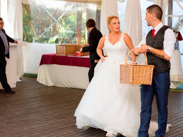 La boda de Ruben y Mariya en Vilanoveta, Barcelona 26