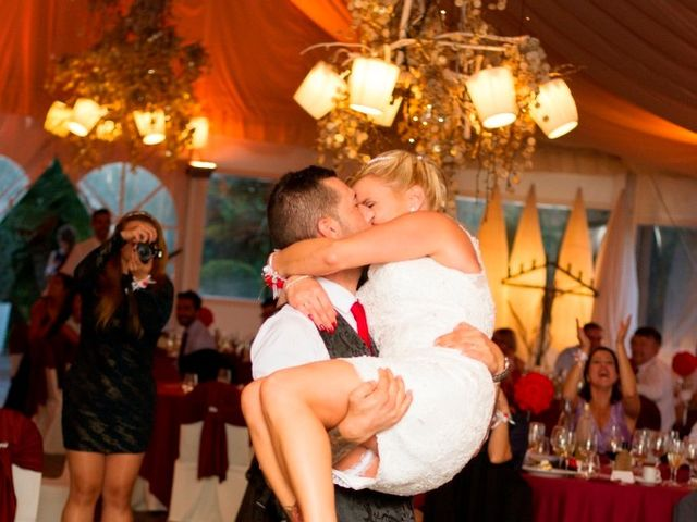 La boda de Ruben y Mariya en Vilanoveta, Barcelona 32