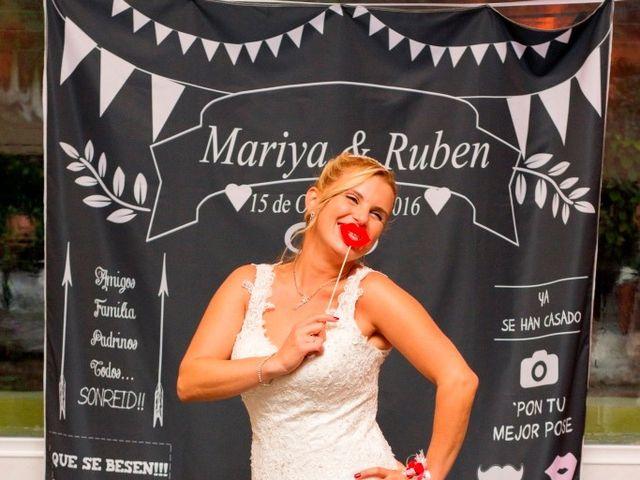 La boda de Ruben y Mariya en Vilanoveta, Barcelona 33