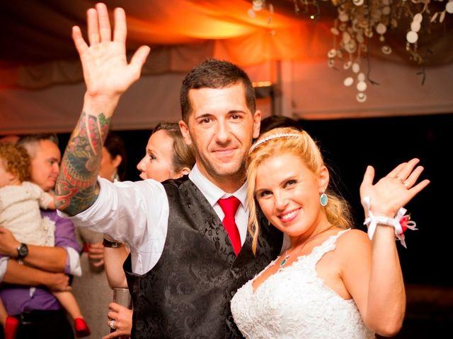 La boda de Mariya y Ruben