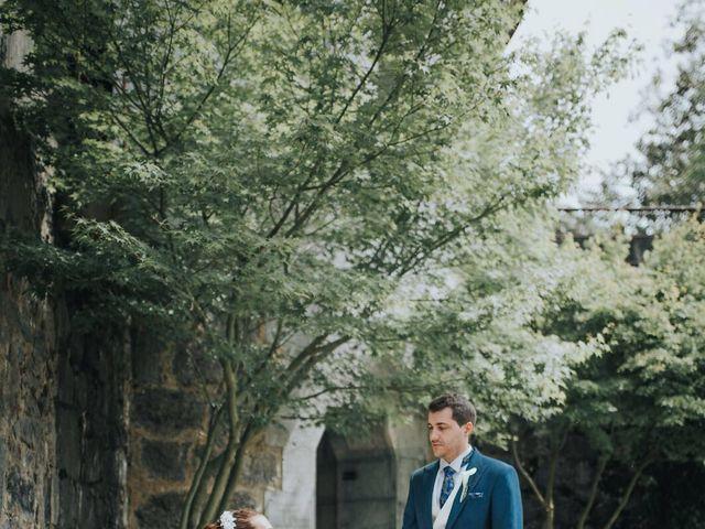 La boda de Jonatan y Cristina en Arteaga, Vizcaya 4